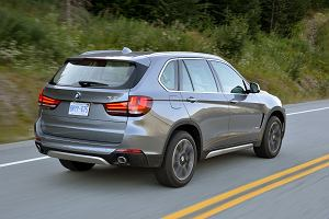 Nowe BMW X5 - test