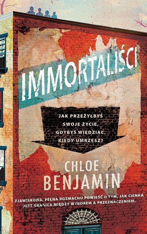 'Immortaliści', Chloe Benjamin