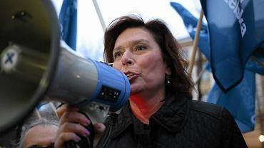 Małgorzata Kidawa-Błońska z PO