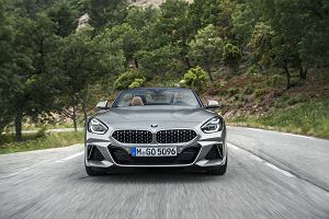 BMW Z4 - cennik 2019. Od niecałych 180 tysięcy złotych