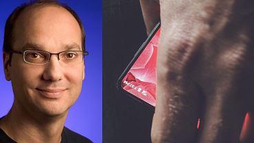 Smartfon tworzony przez Andy'ego Rubina, twórcę Androida