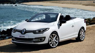Renault Megane Coupe-Cabriolet 2014