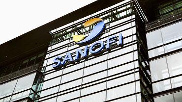 Siedziba firmy Sanofiu w Paryżu
