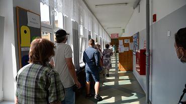 Wybory prezydenckie 2020. Rekordowa frekwencja w Szczecinie