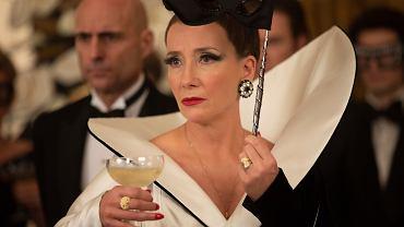 Emma Thompson w roli Baroness
