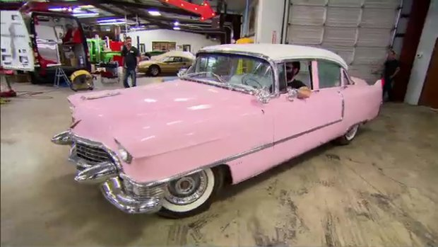 Discovery Channel - Cadillac 60 Special
