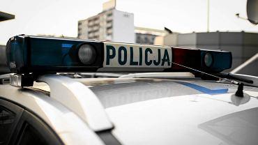 Warszawska policja