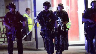 Londyn: Zamach terrorystyczny na London Bridge