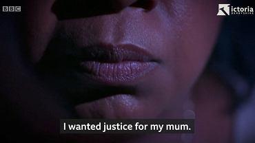 'Jestem chodzącym dowodem DNA, że mój ojciec jest gwałcicielem'. Matka Vicky miała 13 lat kiedy ją urodziła