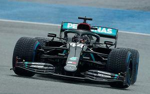 Mercedes podjął decyzję ws. składu na kolejny rok w F1!