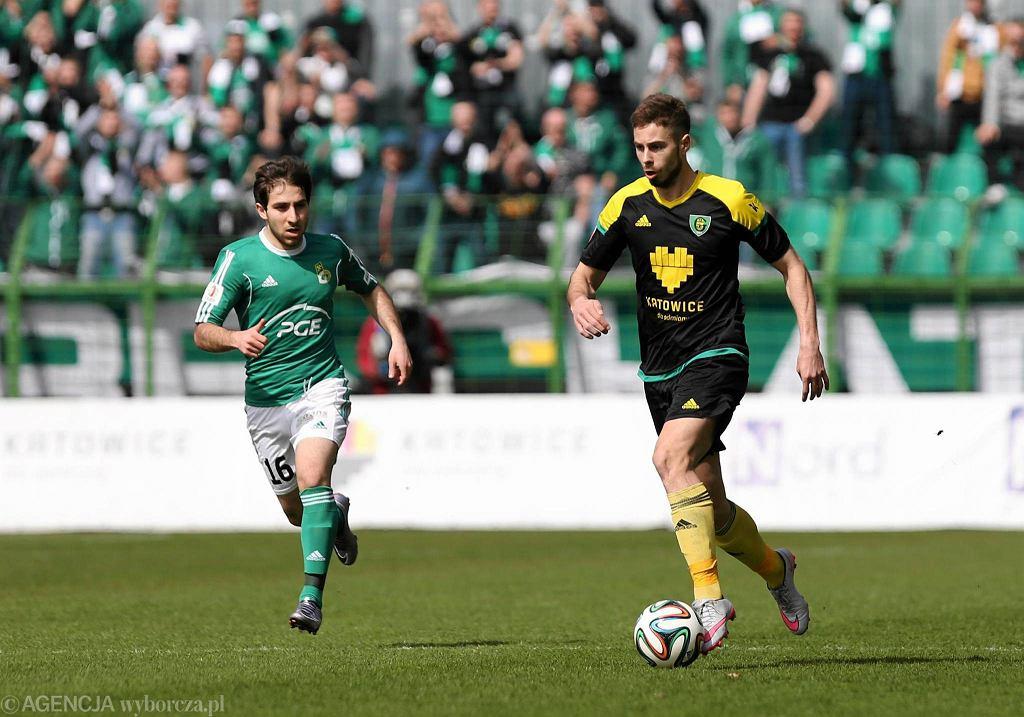 GKS Katowice - GKS Bełchatów 1:0