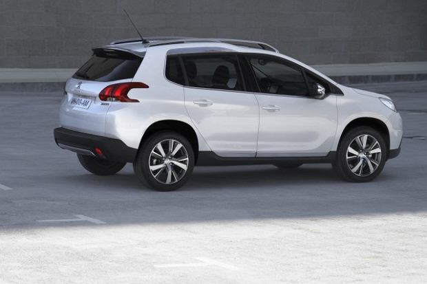 Salon Genewa 2013 | Peugeot 2008