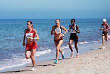 XXII Międzynarodowyo Bieg po Plaży, Jarosławiec, 8 lipca 2012 r.