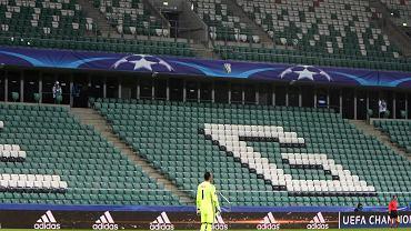 Koronawirus. Lech - Legia i inne mecze ekstraklasy bez udziału publiczności