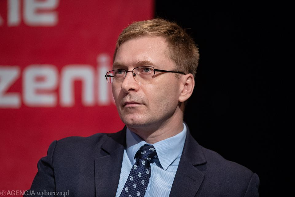 Poseł PiS Paweł Lisiecki