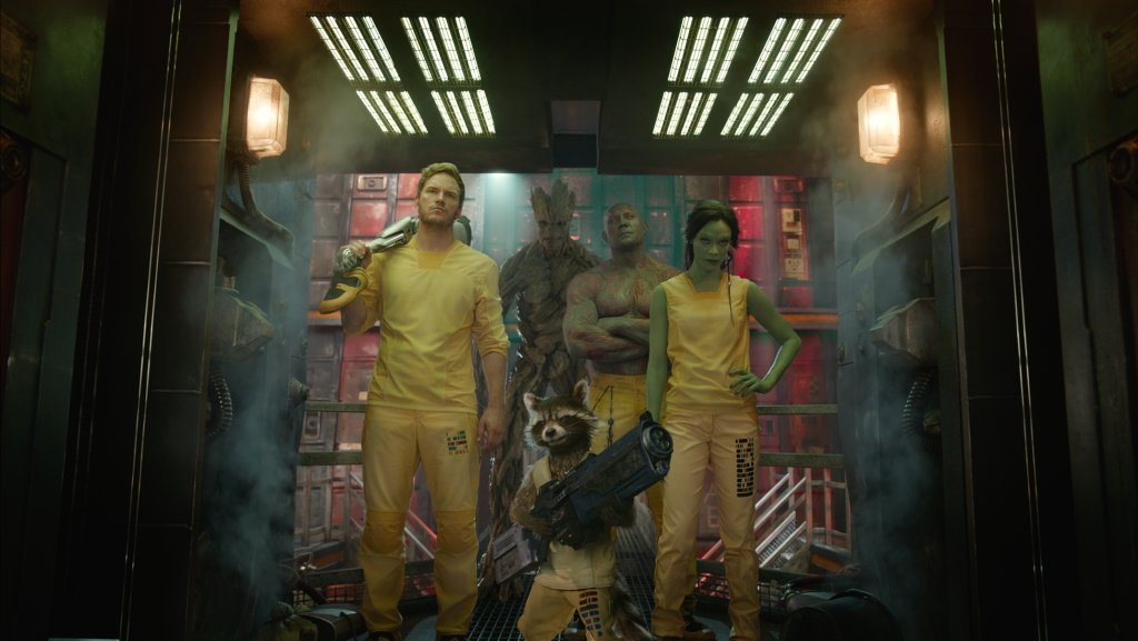 Strażnicy Galaktyki (Guardians of the Galaxy), reż. James Gunn