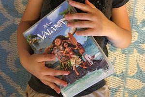 Vaiana: księżniczka Disneya, która podbije wasze serca [RECENZJA DVD]