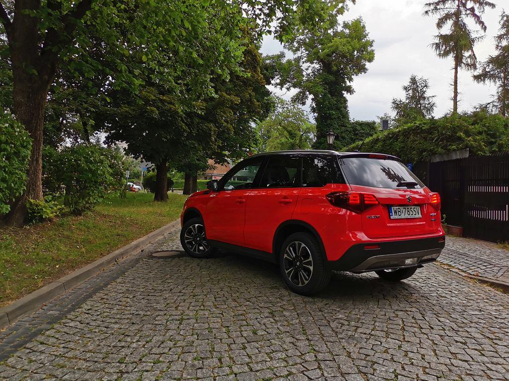 Suzuki Vitara 1.4 Hybrid