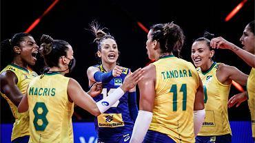 Mecz Brazylia - Japonia
