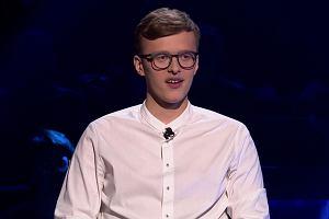 Filip Olszówka będzie kolejnym milionerem w programie 'Milionerzy'?