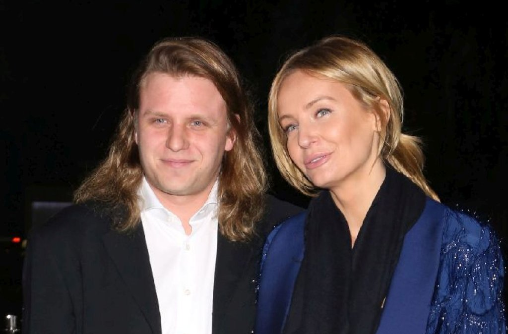 Piotr Woźniak-Starak i Agnieszka Szulim