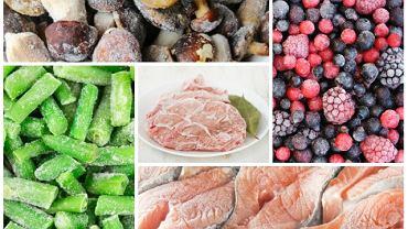 Jak mrozić żywność?