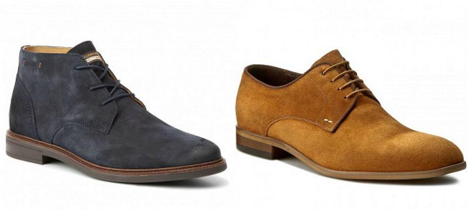 buty na jesień męskie