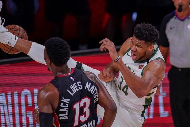 Giannis Antetokounmpo po raz drugi został najlepszym graczem w NBA