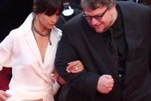Sophie Marceau i Guillermo del Toro
