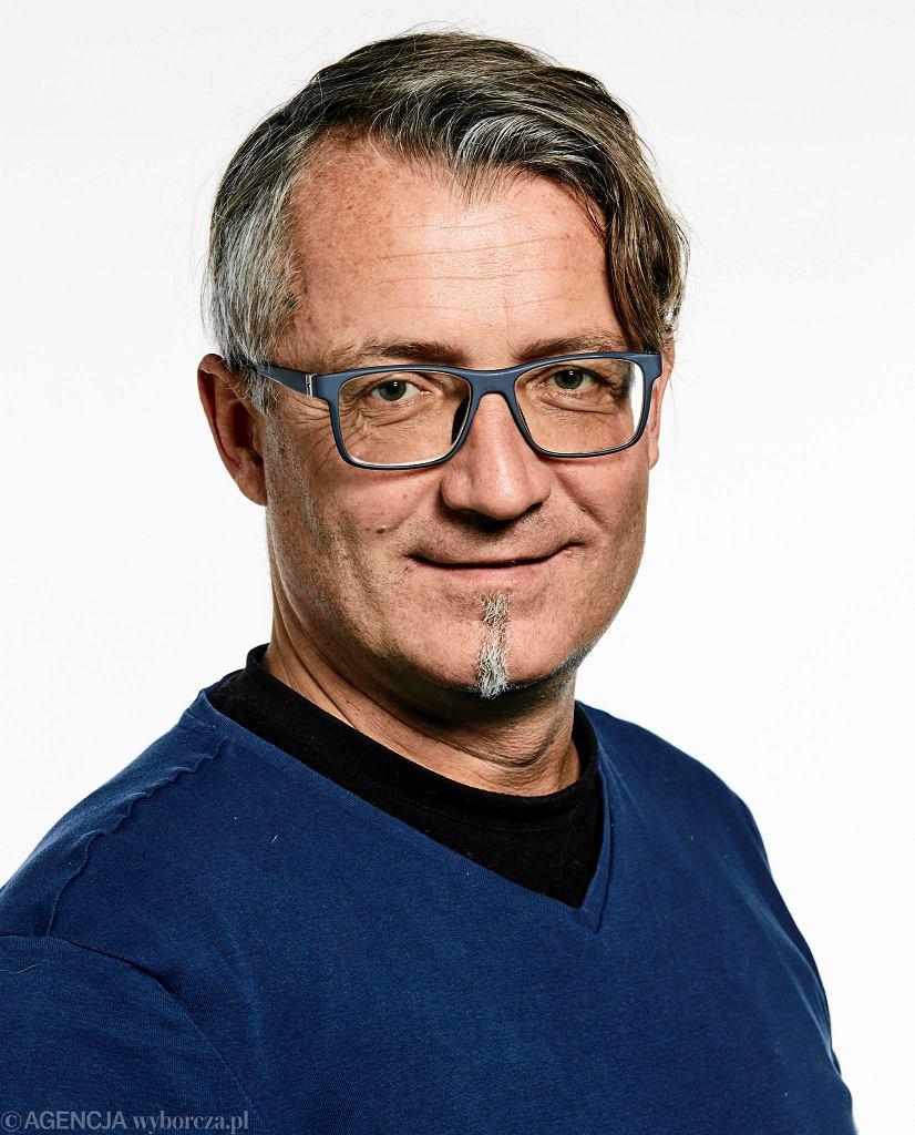 Piotr Głuchowski / FOT . MATEUSZ SKWARCZEK
