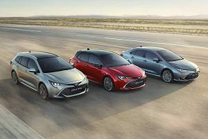 Toyota Corolla znów najpopularniejszym modelem w Polsce
