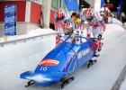 Soczi 2014. Polscy bobsleiści z gdańszczaninem w składzie na 27. miejscu po dwóch ślizgach
