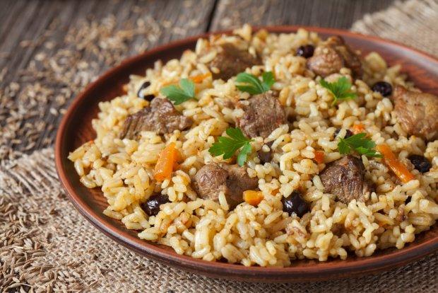 Kuchnia Arabska Przepisy Ryż Wszystko O Gotowaniu W Kuchni