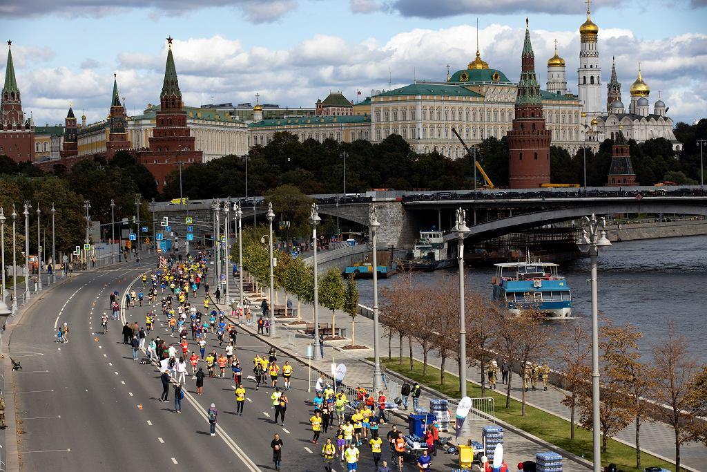 Rosja, Moskwa, zdjęcie ilustracyjne.