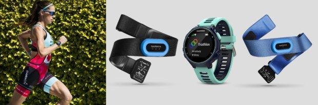 Forerunner 735, Black, zegarek do biegania, sprzęt do biegania, pulsometr, triathlon