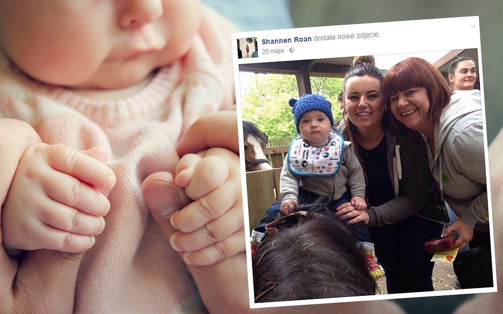 Lekarze myśleli, że dziecko Shannen nie żyje
