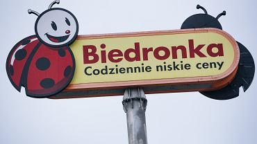 Biedronka w Gdańsku, 14 grudnia 2017