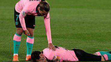 Są składy na mecz Juventus - Barcelona! Wielka szansa dla Griezmanna