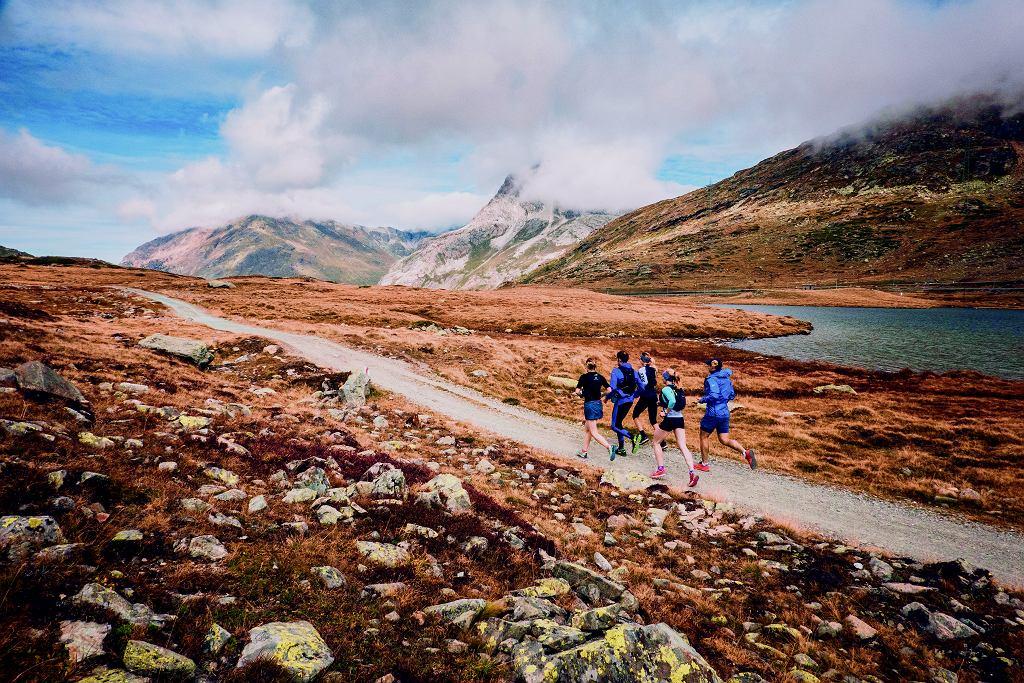 Maratończyk w górach. Jak się biega po Szwajcarii?