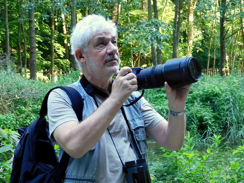 Prof. dr hab. Aleksander Winiecki, UAM