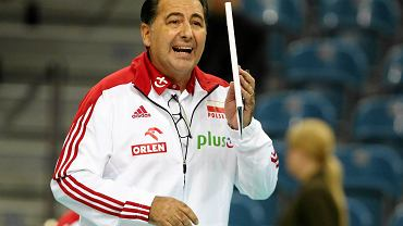 Kraków, Tauron Arena. Polska wygrała 3:0 z Kanadą w Memoriale Wagnera