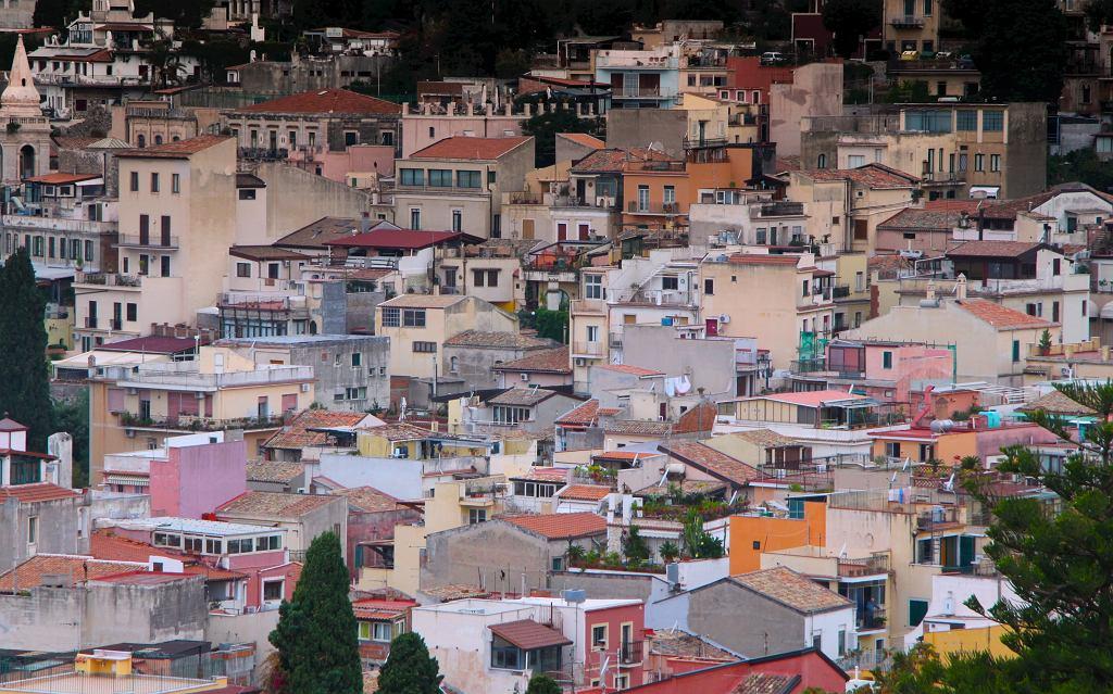 Sycylijskie miasteczko