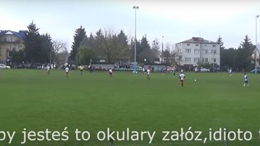 Skandaliczne zachowanie rodziców i trenera w meczu juniorskiej ligi w Polsce