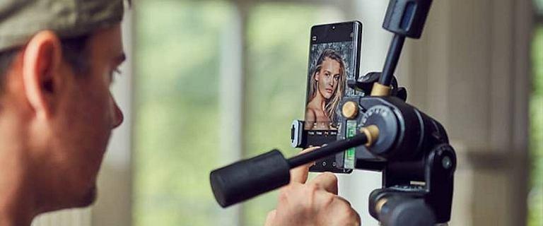 Smartfony z najlepszym aparatem. Jeden z naszych top 10 ma Marcin Tyszka