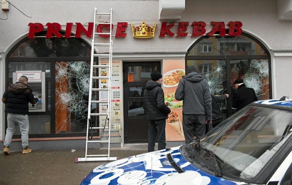 Prince Kebab w Ełku