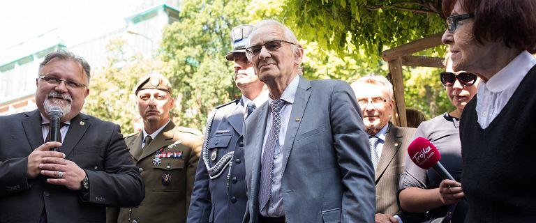 Syn rotmistrza Witolda Pileckiego udzielił poparcia Trzaskowskiemu