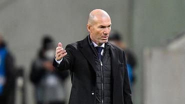 Media: Zidane pozbył się z Realu piłkarza, bo ten był w konflikcie z jego synem