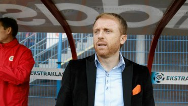 Trener Piotr Stokowiec
