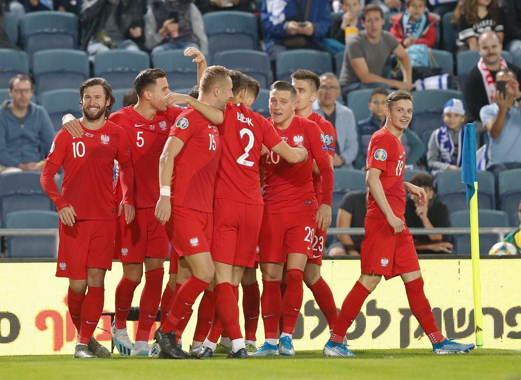 Mecz Izrael - Polska. Jerozolima, 16 listopada 2019