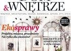 Październikowy numer miesięcznika Dom&Wnętrze